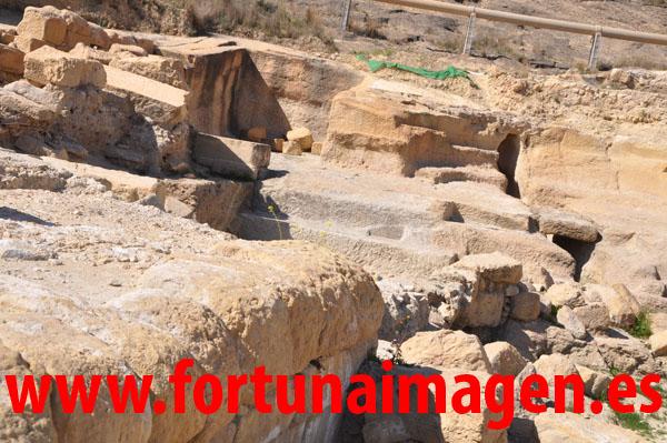 Baños Romanos Fortuna: – Fotos del Balneario Romano de Fortuna (Murcia) – Baños de Fortuna
